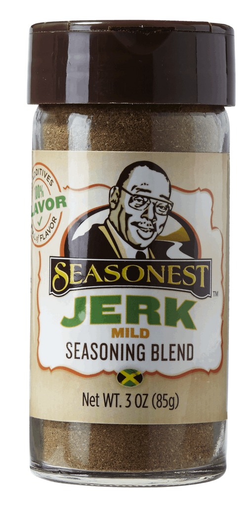 Seasonest Jerk Mild Spice Blend