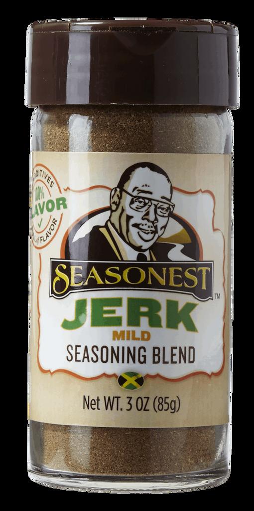 Seasonest Jerk Mild Spice Blend