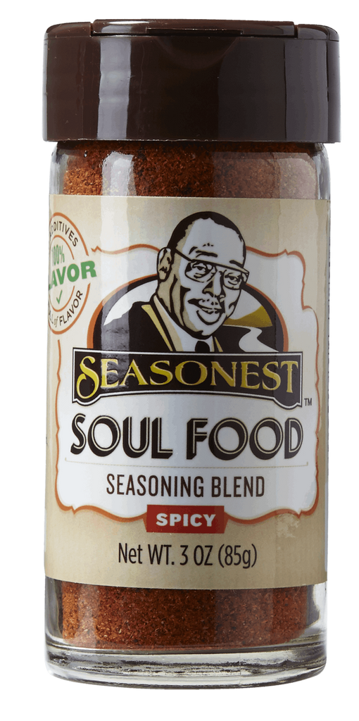 Seasonest Soul Food Spicy Spice Blend