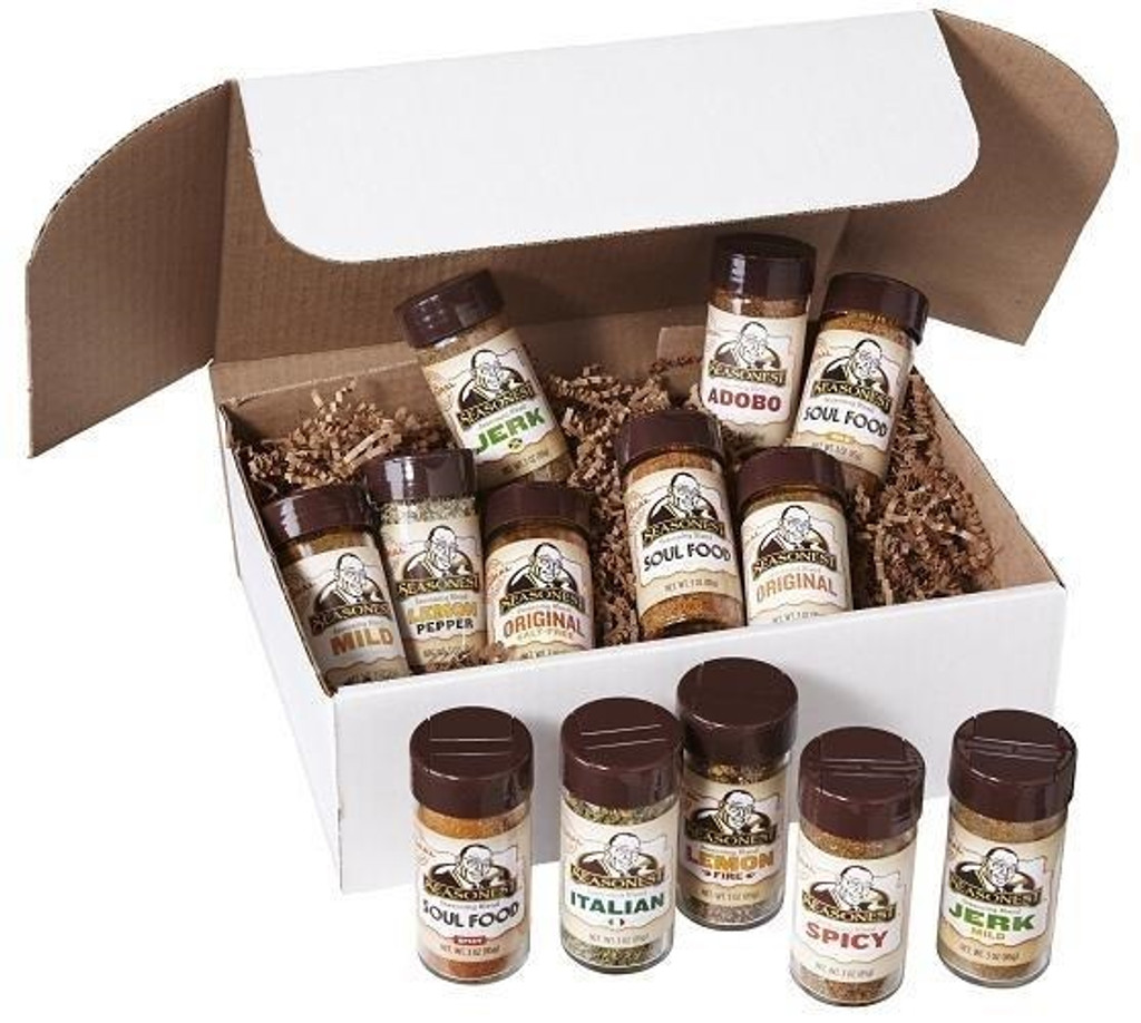 Seasonest Baker's Dozen 13 Pack Spice Blends