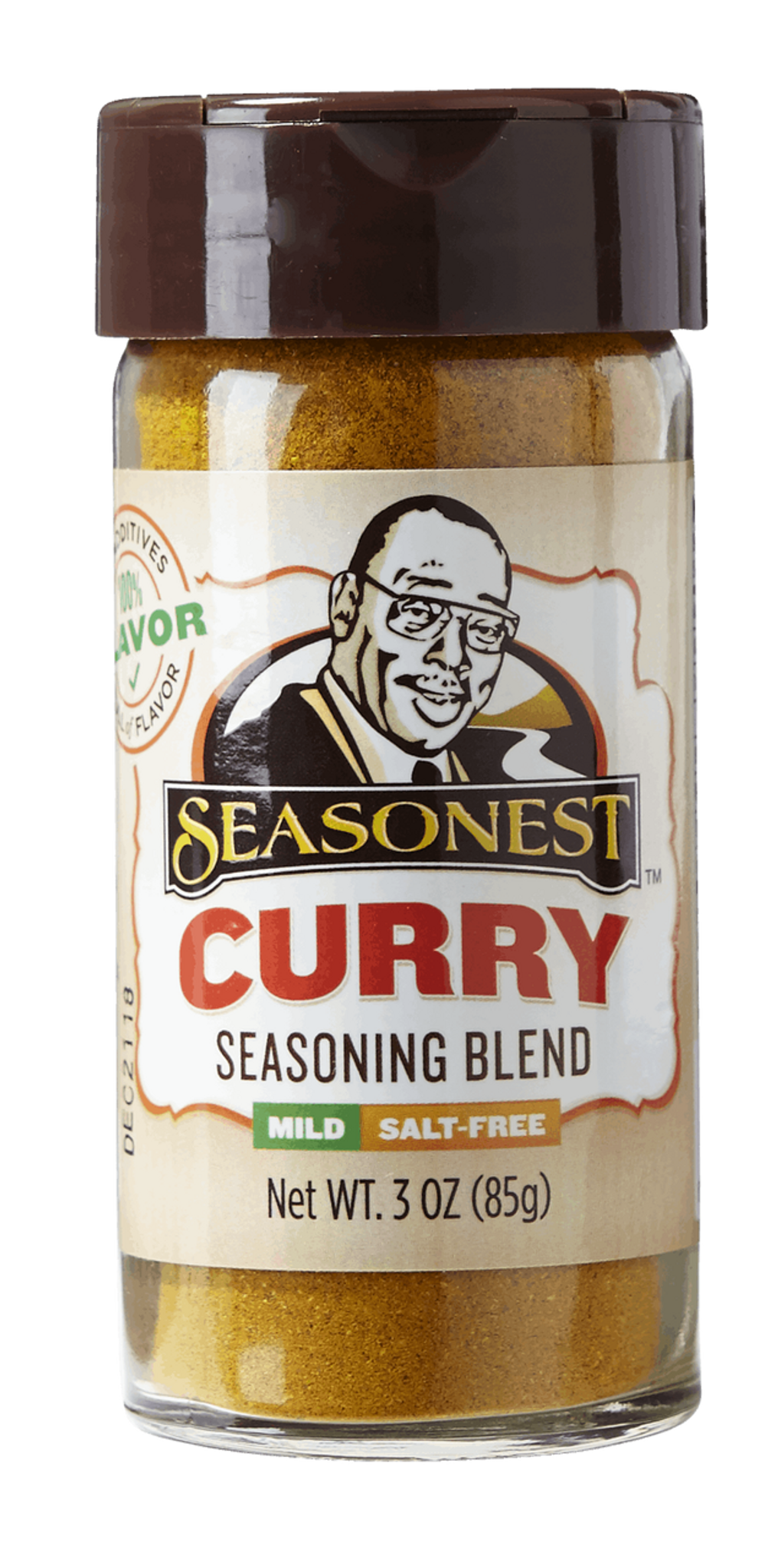 Curry Mild Spice Blend