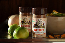 Seasonest Adobo and Spicy Spice