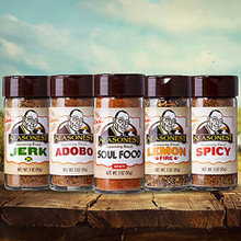 Seasonest Keep It Hot Seasoning Blends