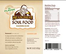 Ghost Pepper Soul Food Seasoning