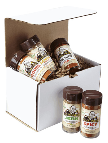 Keep It Hot Seasoning Gift Set