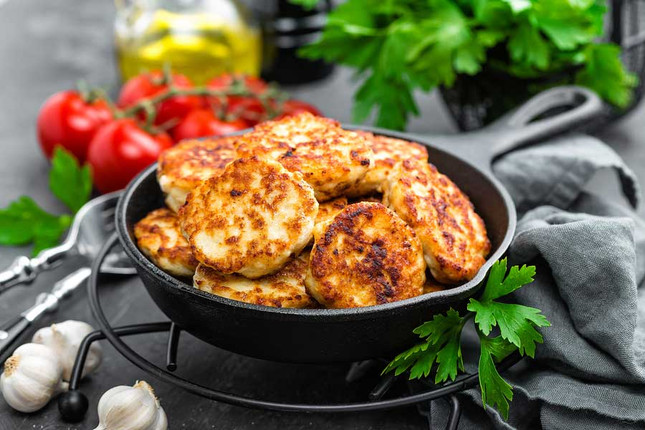 Baked Chicken That Is Savory with Delicious Fried Chicken Taste
