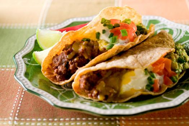 Beef Taco Recipe with Seasonest Adobo