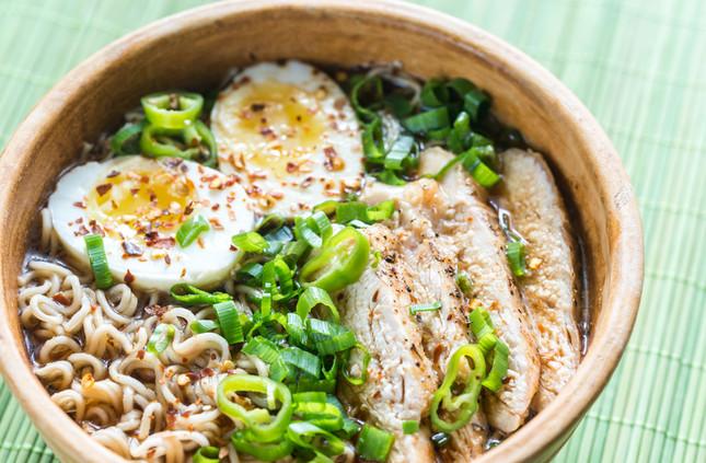 Spicy Chicken Ramen Recipe