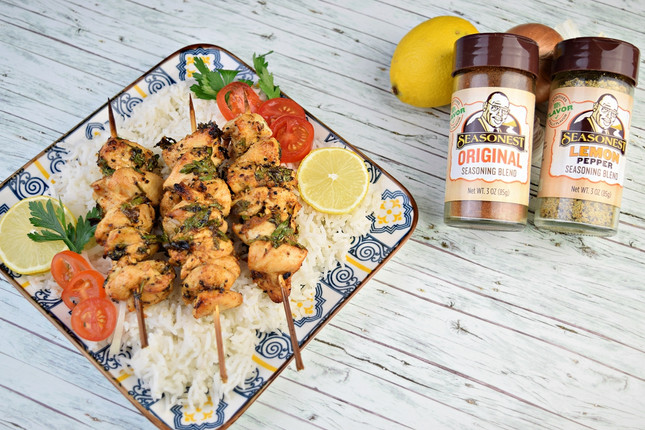 Chicken Souvlaki Recipe