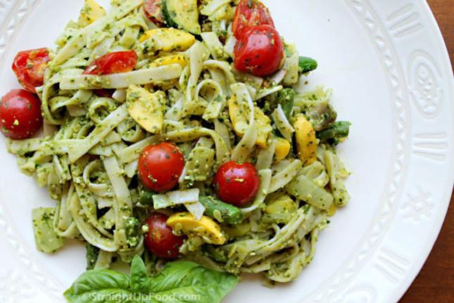 A Must Try Vegan Dish With Seasonest Italian