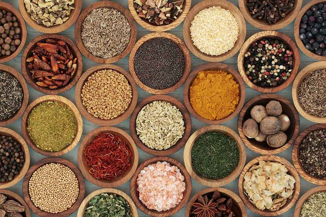 Types of Spices that are the Most Popular Right Now