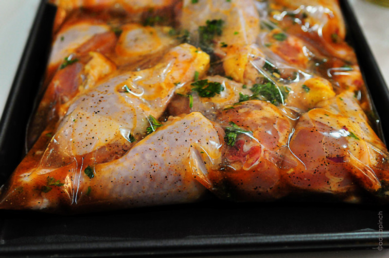 The Best Chicken Marinade You'll Ever Use