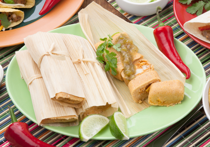 Chicken Tamales Recipe with Seasonest Spices
