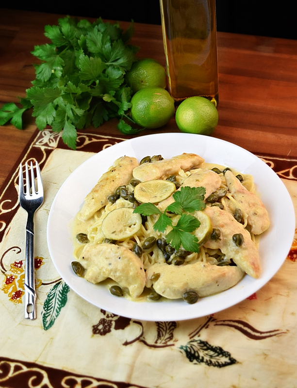 Chicken Piccata Recipe with Soul Seasoning Blend