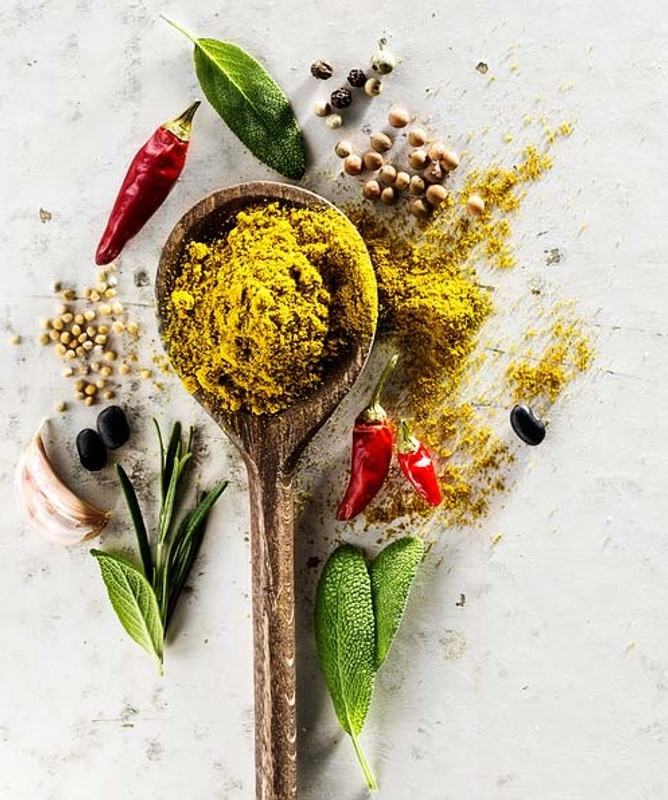 Indian Spices are for More Than Curry