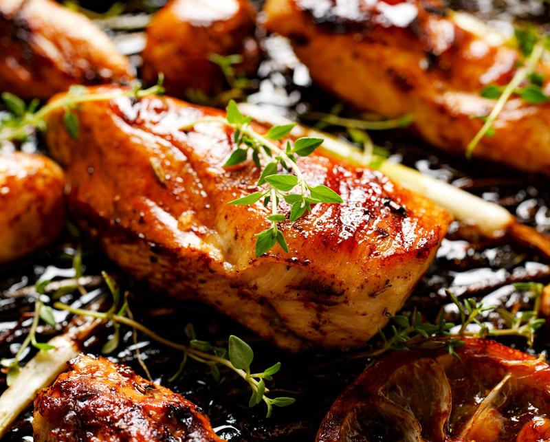 Lemon Thyme Chicken Recipe with Seasonest
