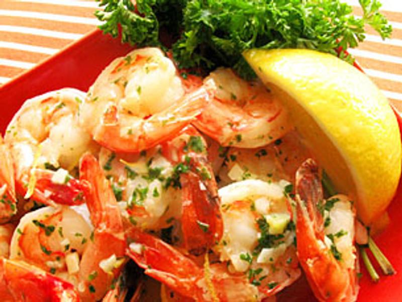 Spicy Garlic Shrimp Recipe with Cajun Seasoning
