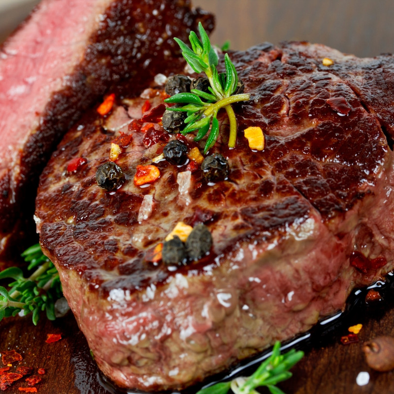 Steak Seasoning That Makes a Nice Flavorful Crust on The Meat