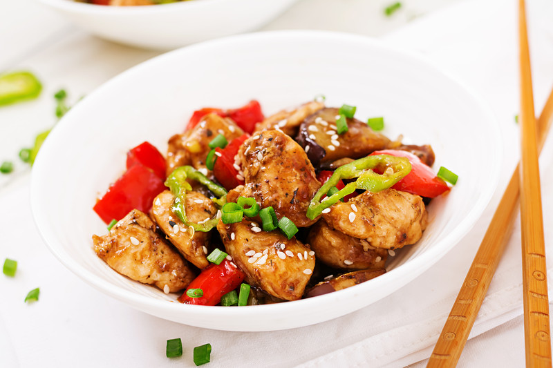 The Best Seasoning for Chicken Is this Asian Chicken Recipe