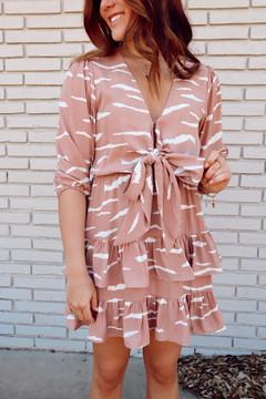 Sadie Tie Dress