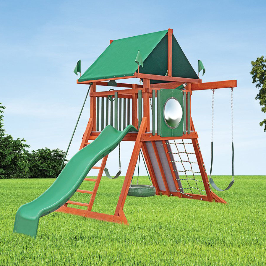Swingsets & Playhouses