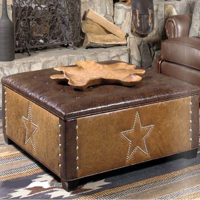 Ottomans-Footstools