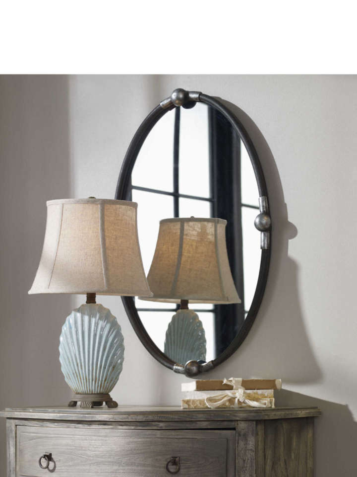 Oval Shaped Mirrors