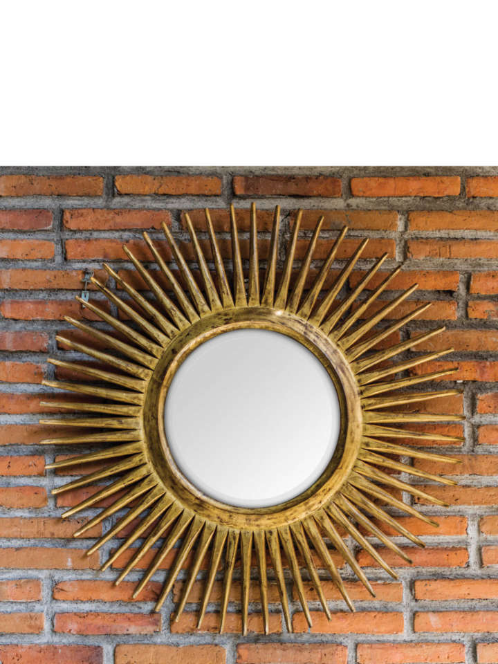Round Shaped Mirrors