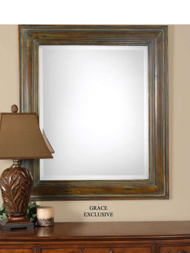 Square Shaped Mirrors