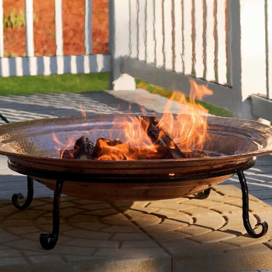 Fire Pits & Ice Tables