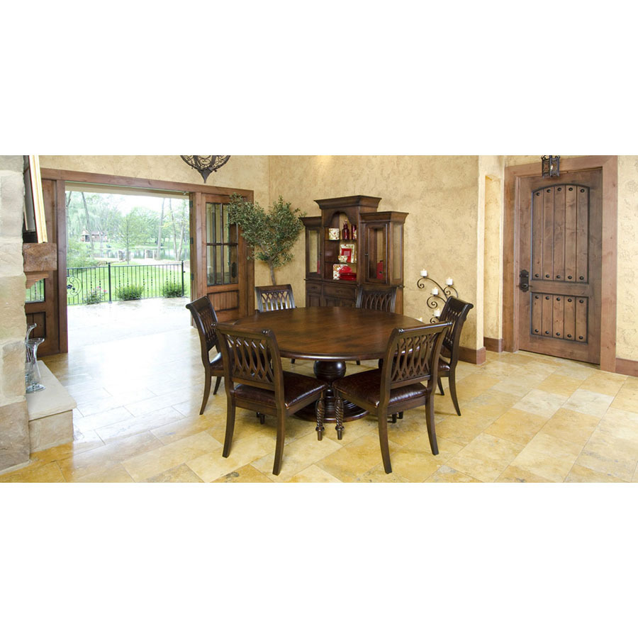 Burgundy Dining Room Collection