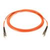 Fiber optic cable ST-ST