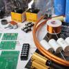 miniBrute DRSSTC Tesla Coil kit