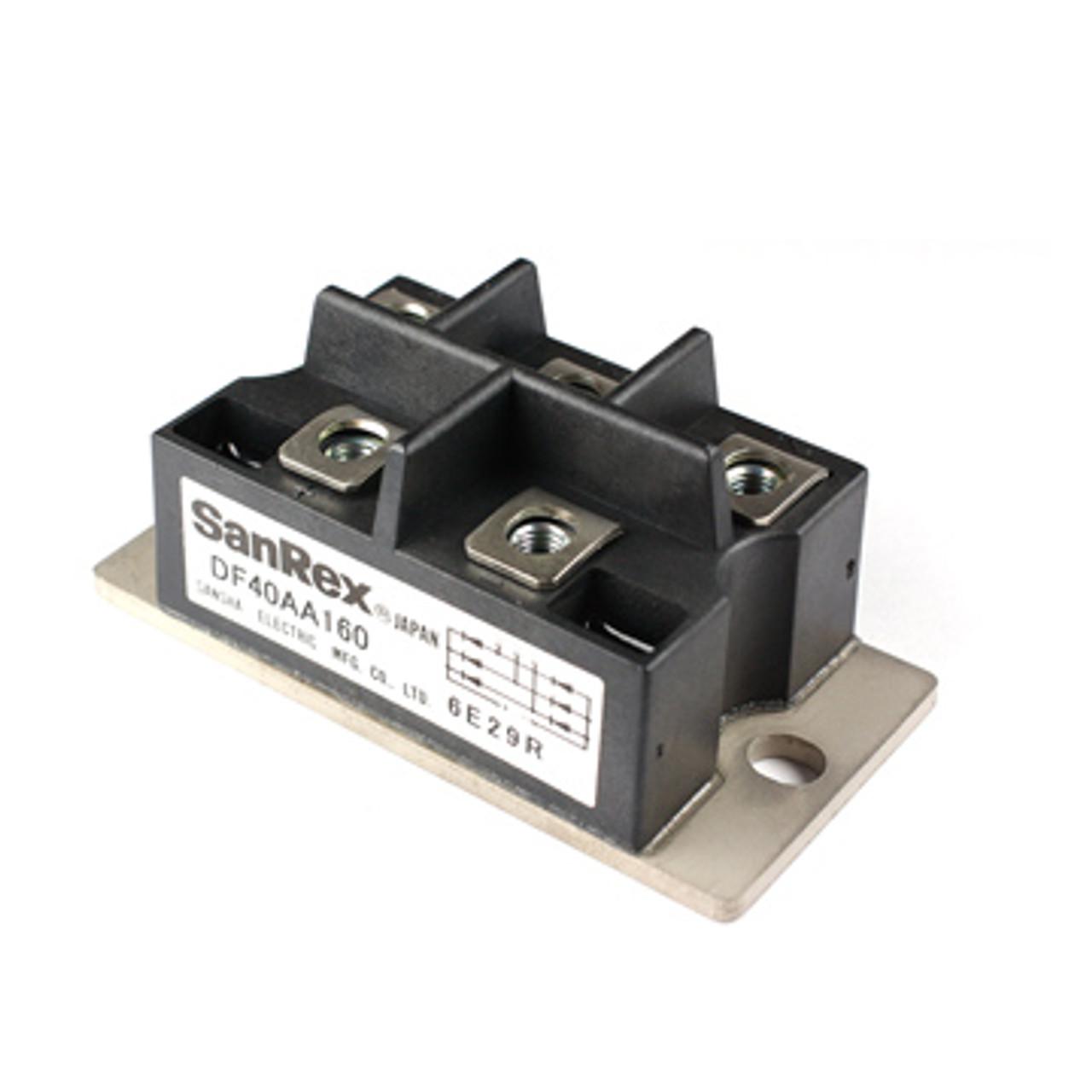 SanRex DF40AA160 Bridge Rectifier Module