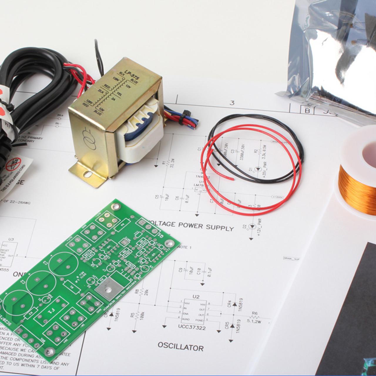 SSTC 1.0 Tesla Coil Kit