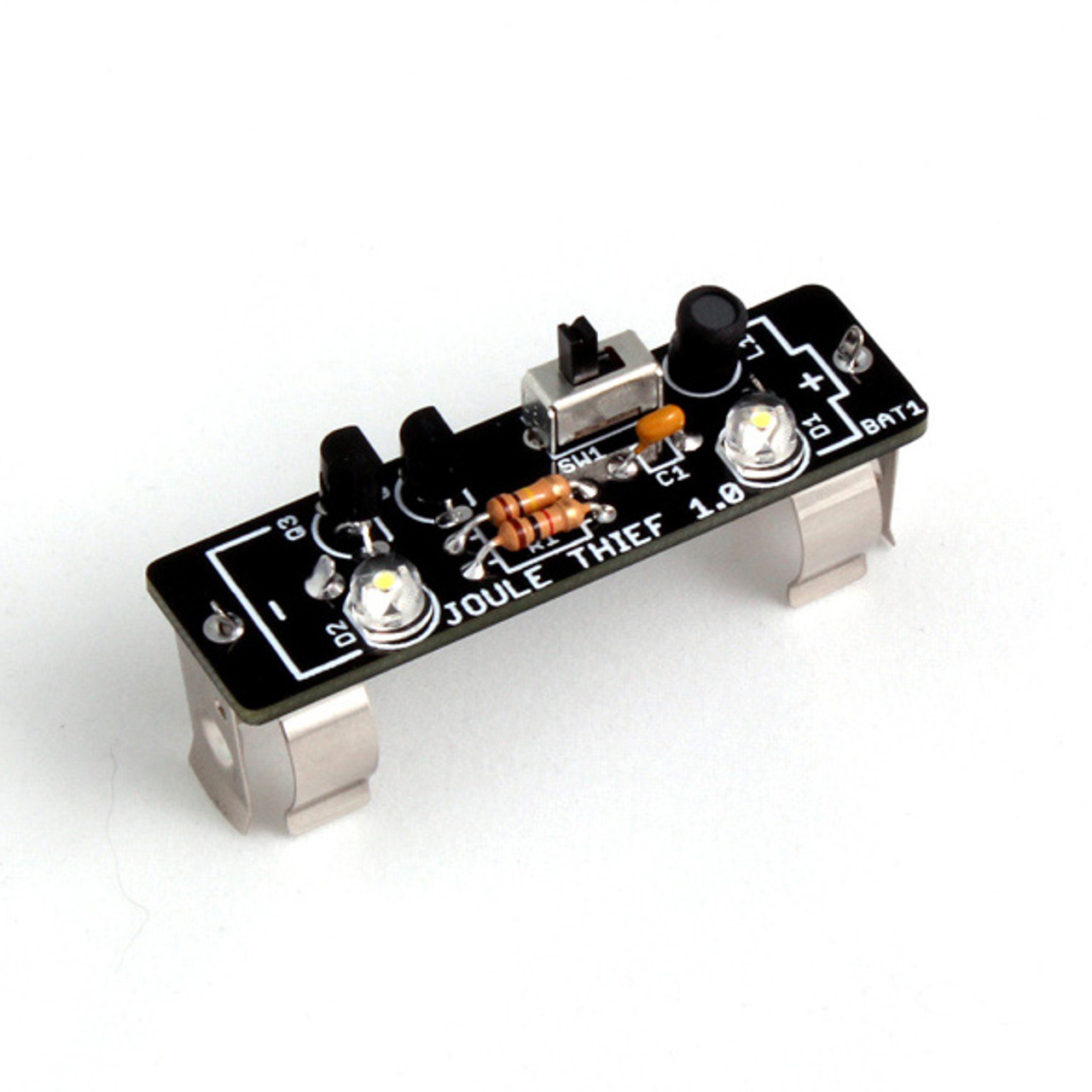 Joule Thief 1.0 LED Kit