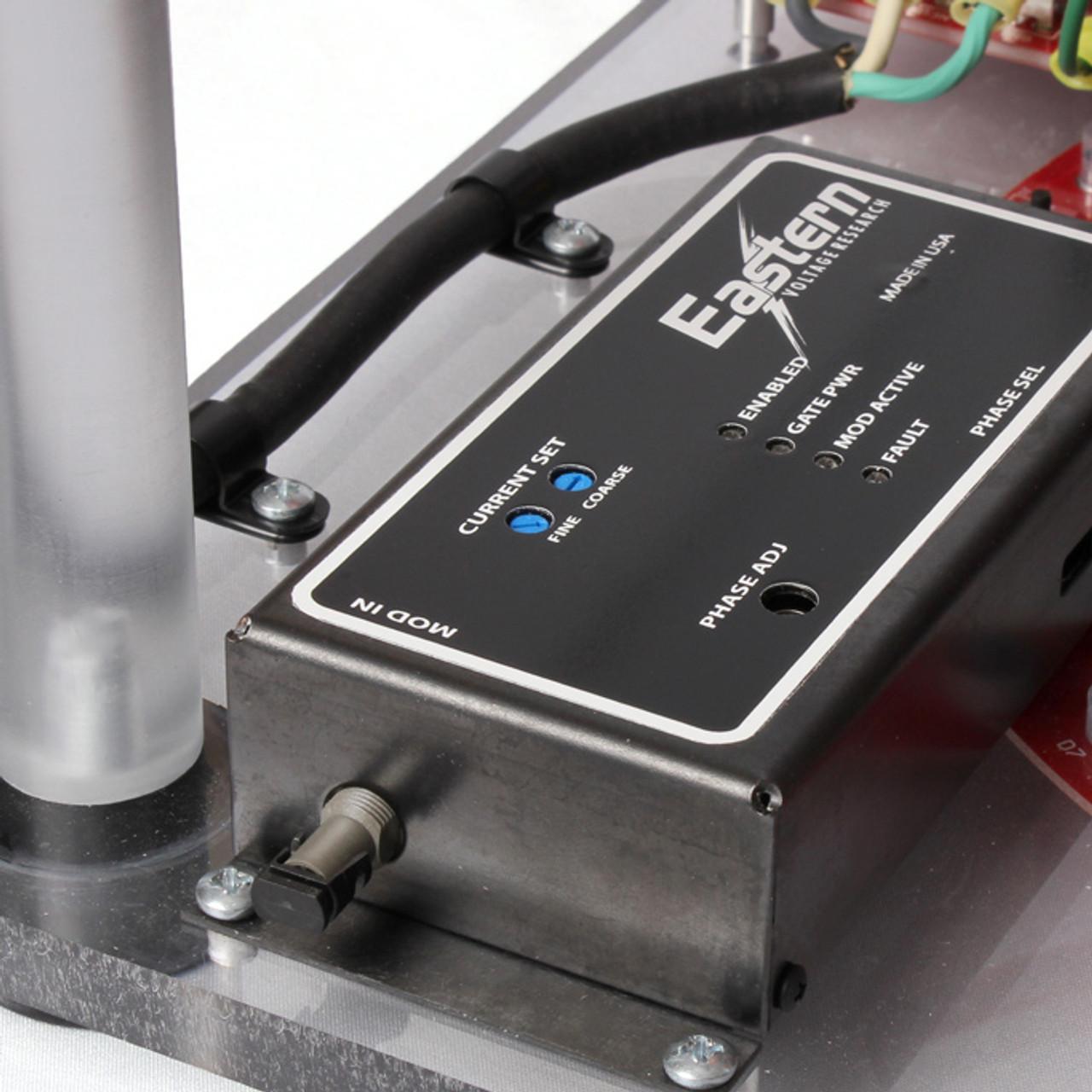 Plasmasonic 1.0 Musical Tesla Coil system