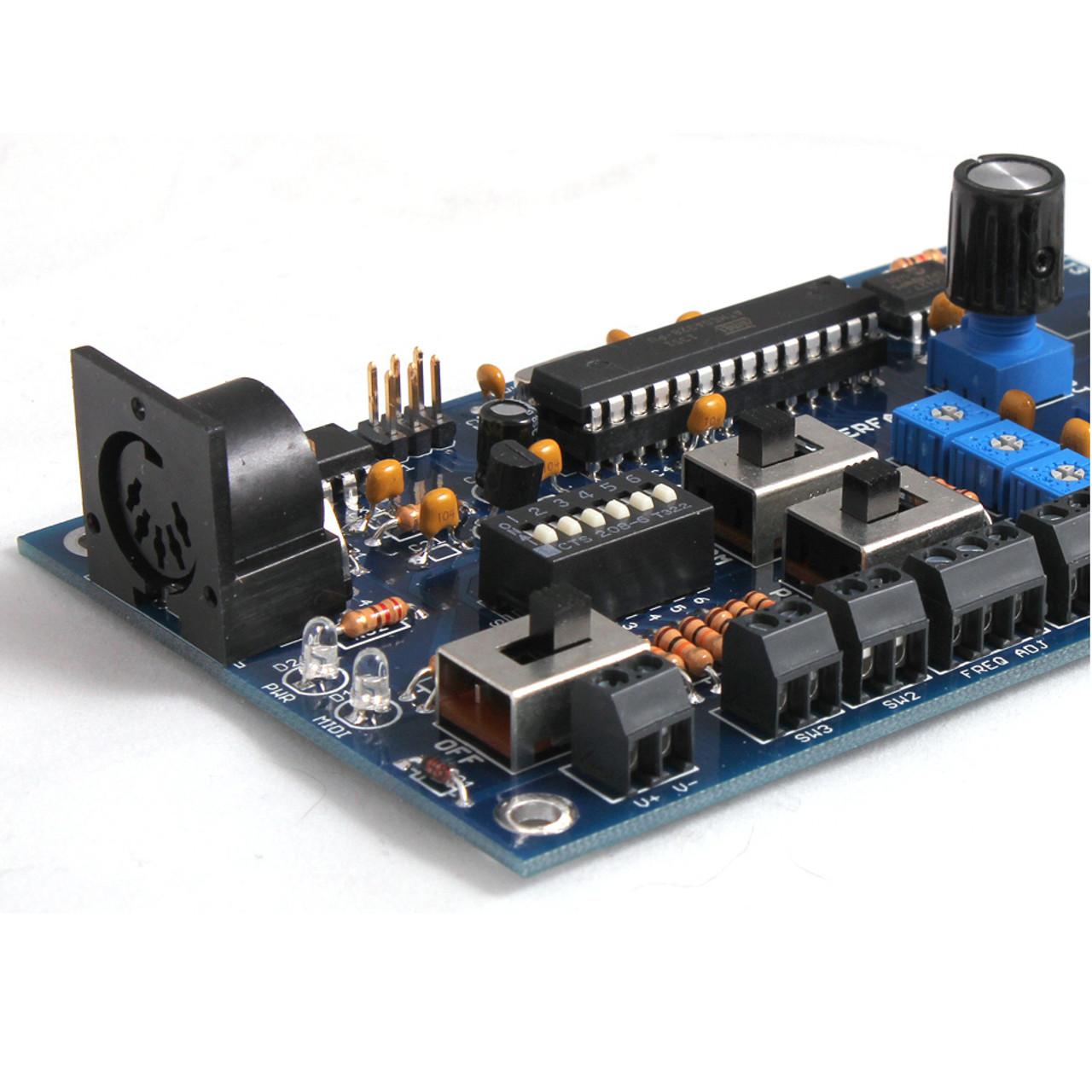 Universal MIDI 1.0 Interrupter