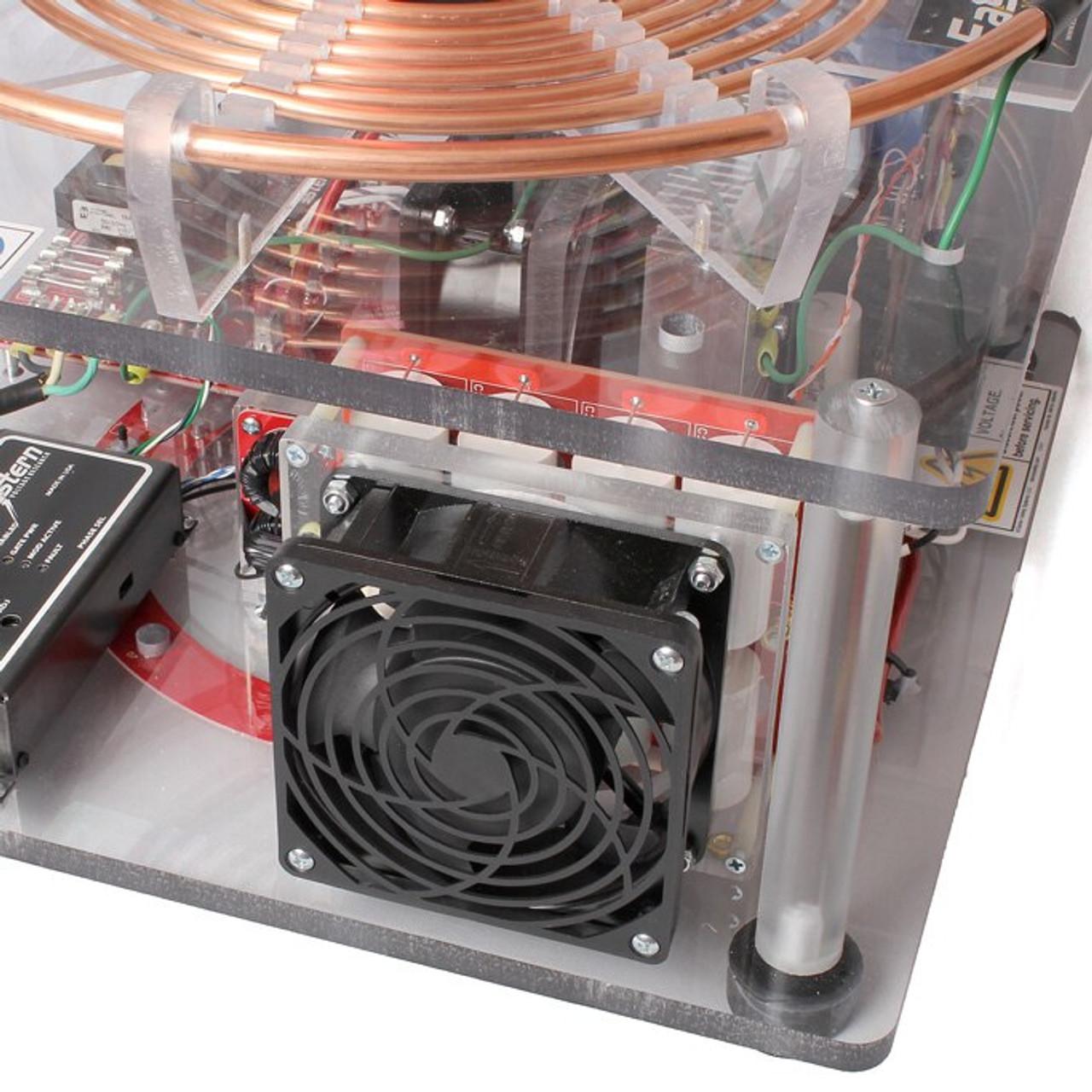 Plasmasonic 1.3 Musical Tesla Coil system