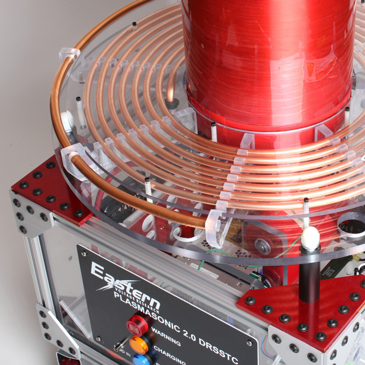 Plasmasonic 2.0 Commercial Musical Tesla Coil system