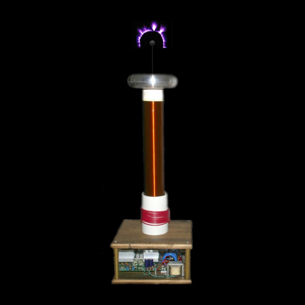 Plasmasonic CW Plasma Speaker system
