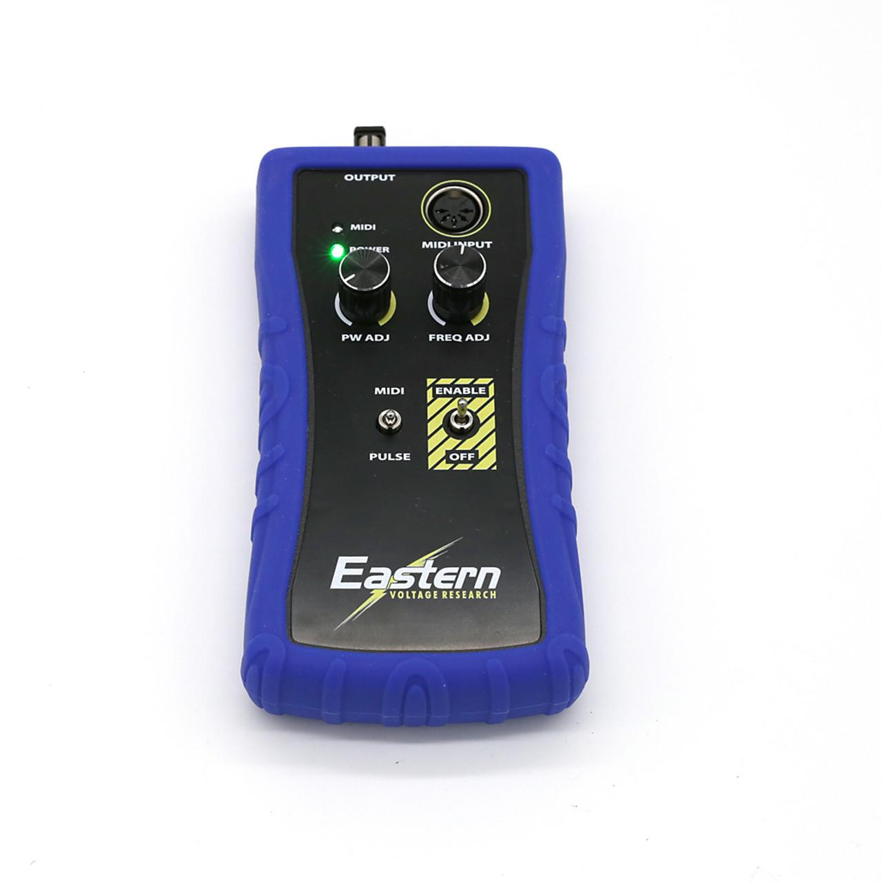 Professional Handheld MIDI Interrupter / Controller