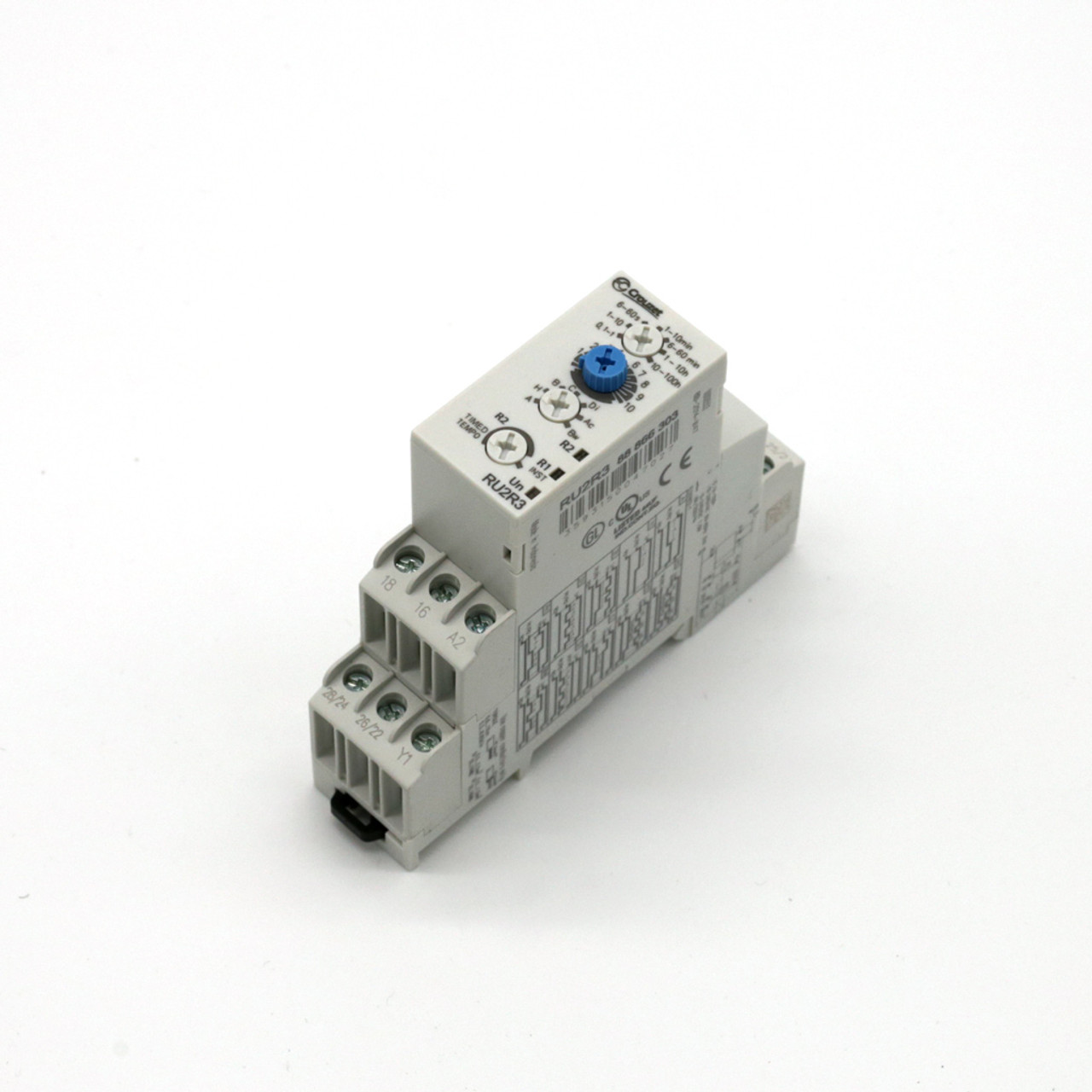 Crouzet RU2R3 Intelligent Timing Relay