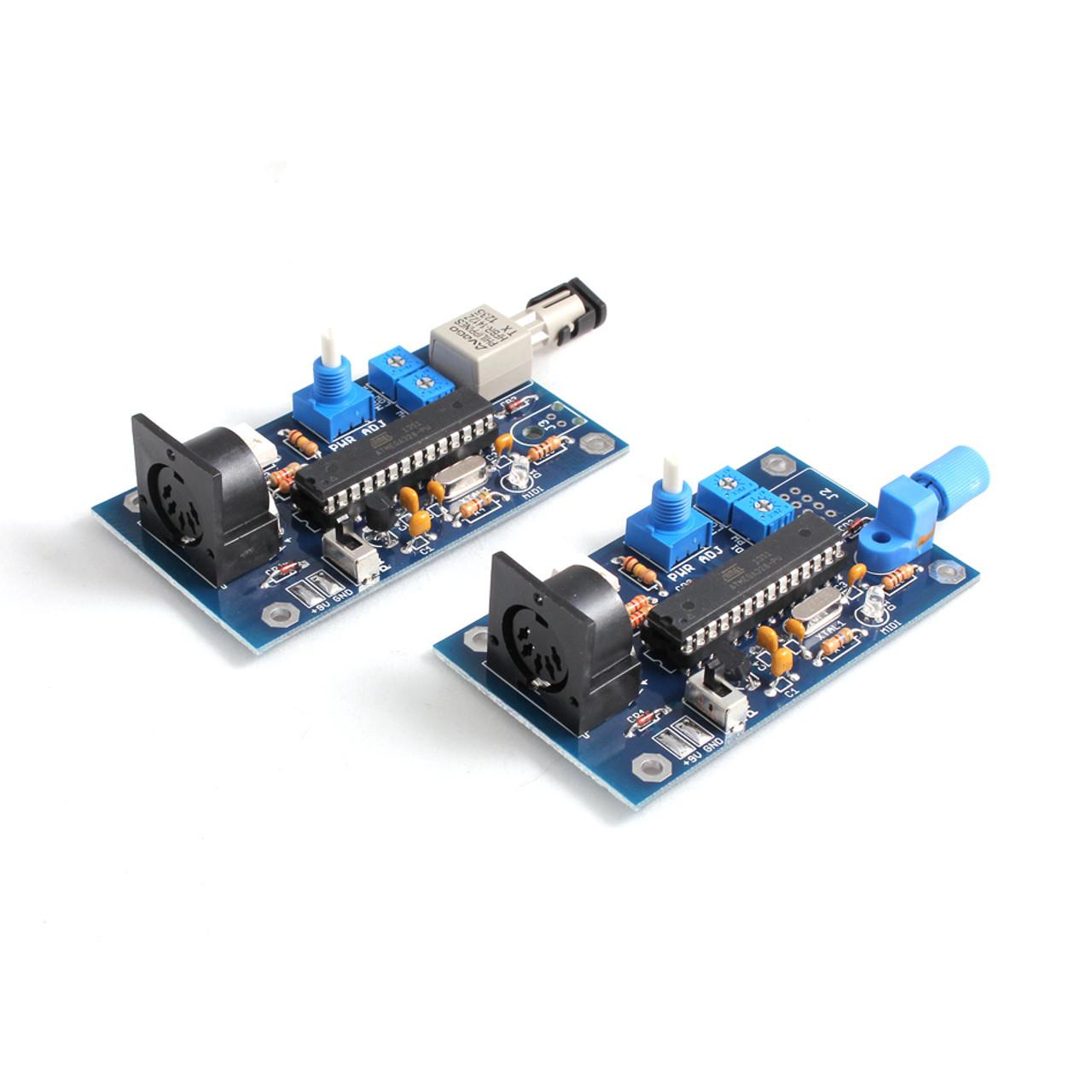 mini MIDI Interrupter Controller