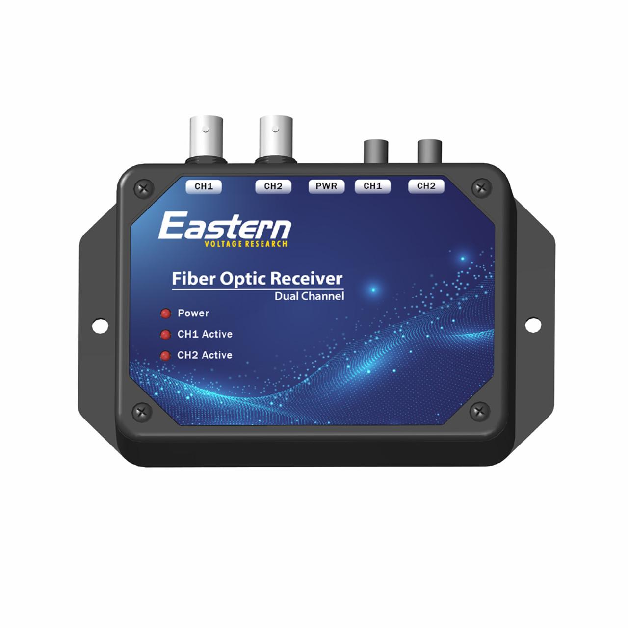 Proline Fiber Optics Converter - Dual Receiver