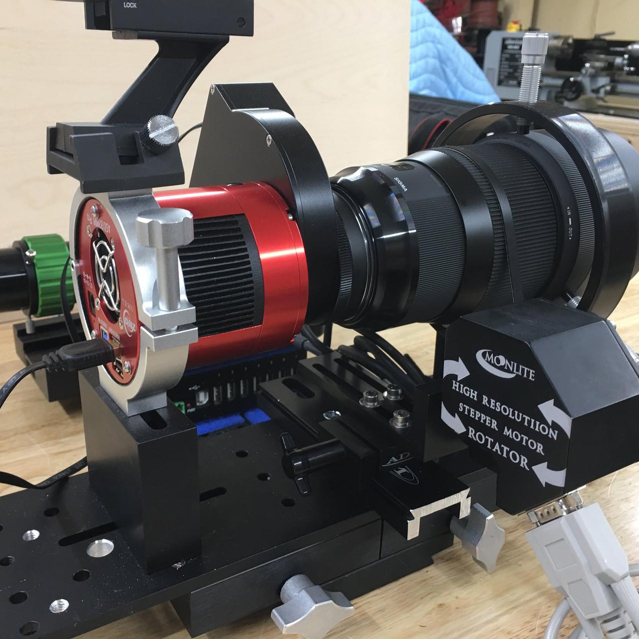 Astrophotography Camera Lens Platform