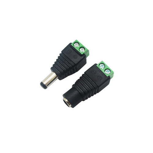 Terminal Block Power Adapter Set 2.1x5.5mm