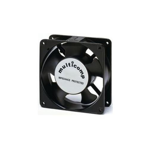 Muffin Fan, 119mm, 240VAC 50/60Hz