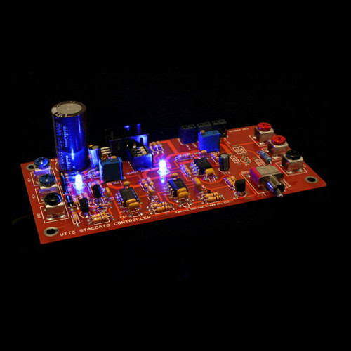 VTTC Stacatto Controller Kit for Vacuum Tube Tesla Coils