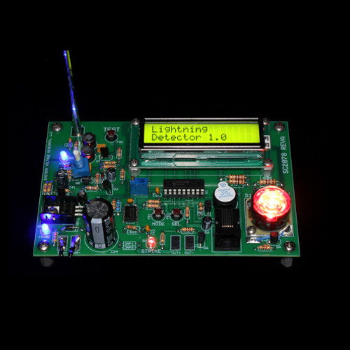 Lightning Detector 1.0 Kit